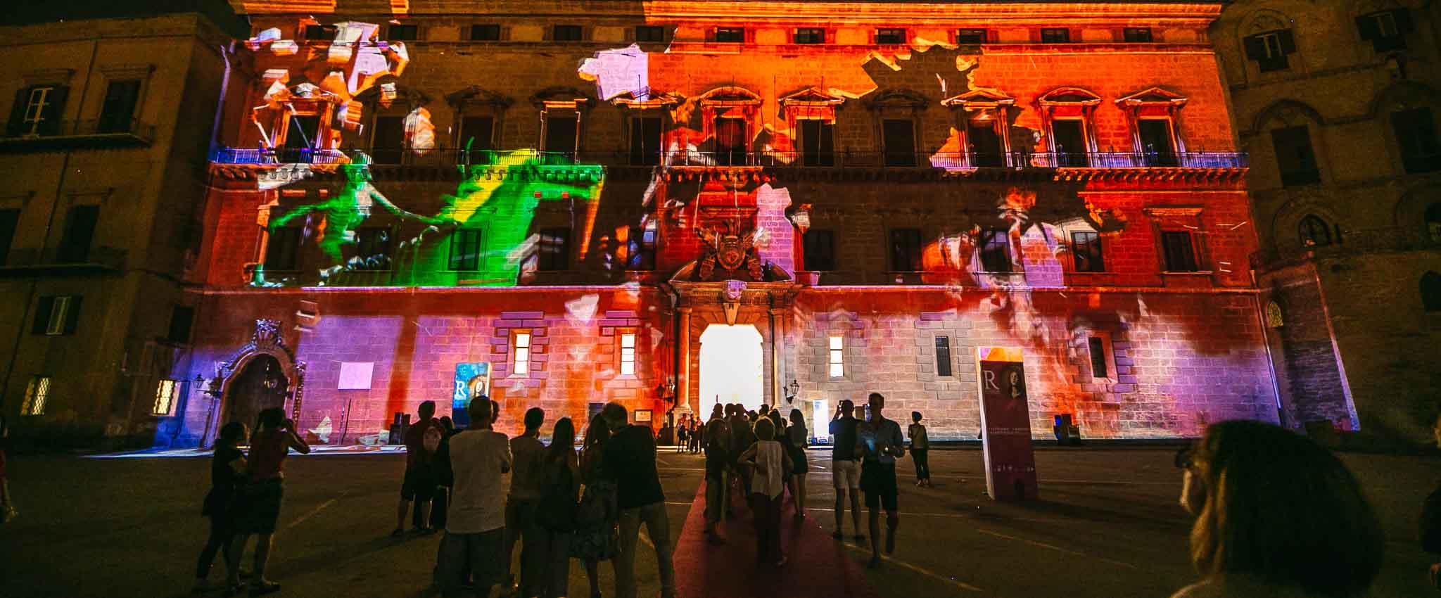 videomapping-Sicilia-Palermo-Italia