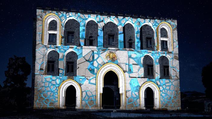Notte Bianca Unesco: visite alla Zisa,videomapping ed eventi - Sicilia