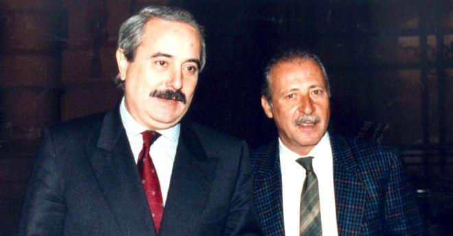 1992 - 2017: Palermo ricorda i venticinque anni dalle stragi di Capaci e via D'Amelio