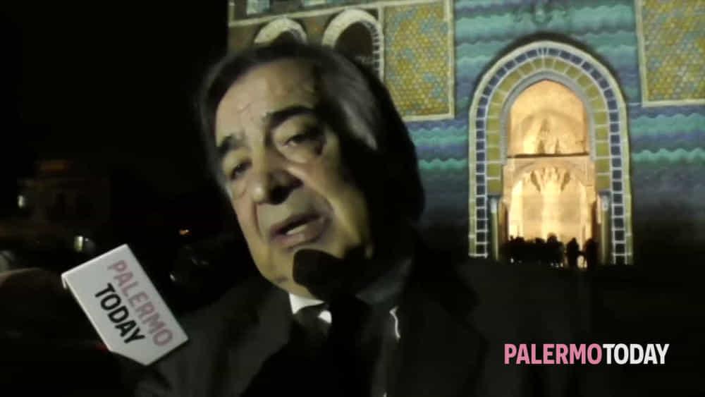 I colori della rinascita illuminano il Castello della Zisa: 40 mila visitatori alla Notte Unesco | VIDEO