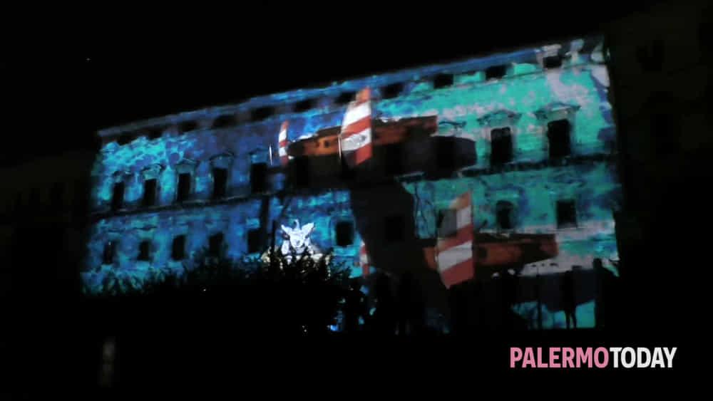 Rosalia torna a Palazzo Reale, la storia della Santa in uno spettacolare racconto animato | VIDEO